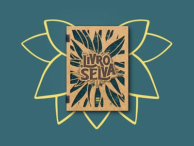 O Livro da Selva selva mogli mowgli booking box case book cover book
