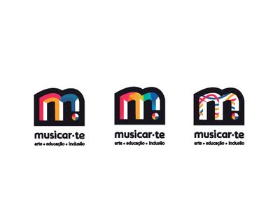 Musicar-te V1 logofolio logo design design graphicdesign logotype logo brand