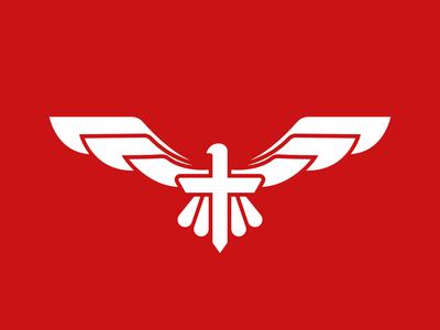 Apressate bird church brand logo logotype graphicdesign design logofolio brand identity branding logo design