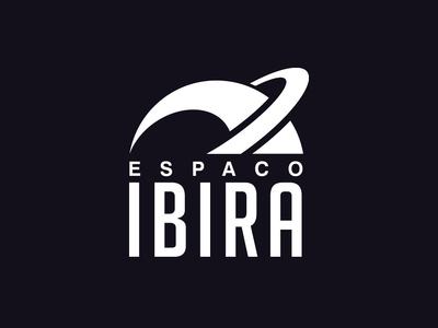 Logo Espaço Ibira ibirapuera brand logo logotype graphicdesign design logofolio brand identity branding logo design