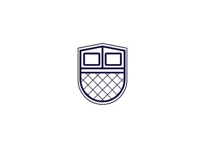 Bed Shield logo design branding brand identity logofolio design graphicdesign logotype logo brand