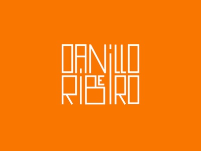 Danillo Ribeiro typogaphy logo design branding brand identity logofolio design graphicdesign logotype logo brand
