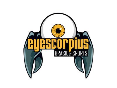 Eyescorpius e-sports logo design branding brand identity logofolio design graphicdesign logotype logo brand