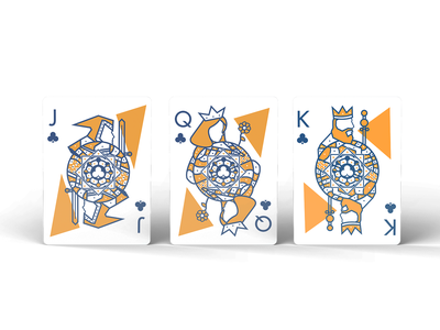 Moon Phases Cards vector deck of cards design illustration cards brand