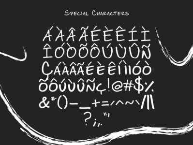 Bareona - Free Font freebie free fonts brazillian font tipo typography free font