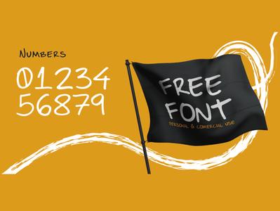 Bareona - Free Font tipo brazillian freebie bareona handwritten typography free font