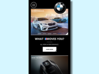 BMW Progressive Web App