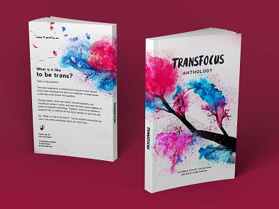 Transfocus Anthology Book Cover illustration book cover design book cover