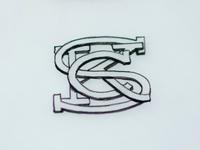Sck Monogram Sketch 2