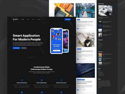 Blocksy - App Starter Site app theme free wordpress blocksy