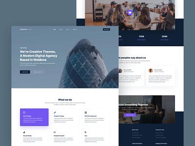 Blocksy - Business starter site business gutenberg wordpress theme free wordpress sticky header