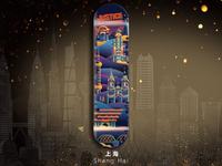 上海-Shanghai