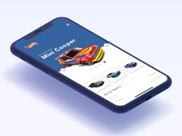 Hotwheels Application
