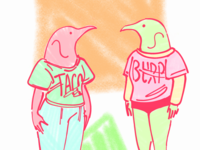 Athletic Penguins