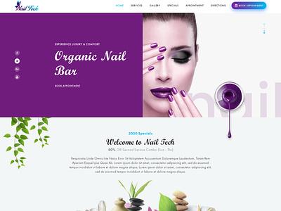 beauty website templates beauty templates landing page web design website design inspiration landing web templates ux design ui design