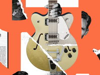 Gretsch Collage