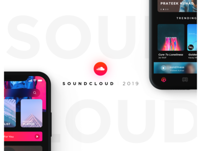 SoundCloud 2019 [Concept]
