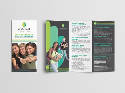 Study Brochure design