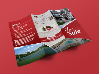 Real Estate Brochure for North Atlanta Homes