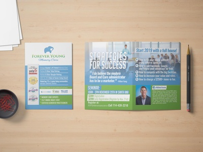 Business Marketing Brochure design