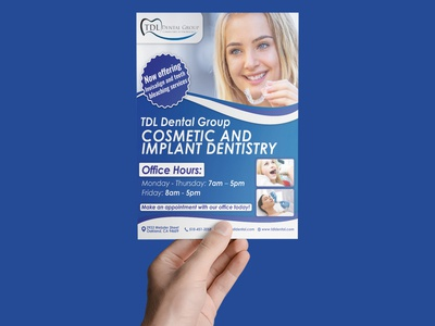 Dental Flyer