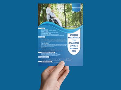 Healthcare Flyer Design