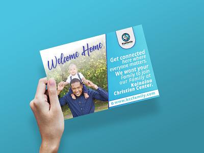 Real Estate Postcard Design real estate indesign postcard vector ui logo illustration branding design flyer