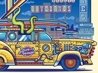 Drive-Invasion Poster