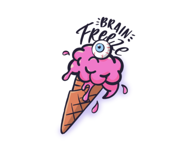 Inktober2019 #4 - Freeze