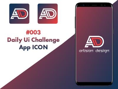 Daily Ui Challenge #003 AppIcon appicon icon application-icon-design daily-ui-design