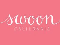 Swoon Wedding Branding