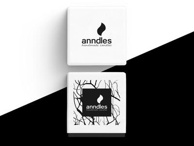 ANNDLES. Branding & packaging