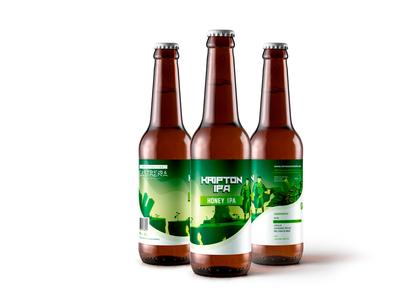 KRIPTONIPA. Branding and packaging design