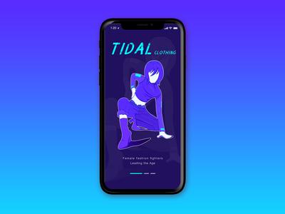 TIDAL CLOTHING