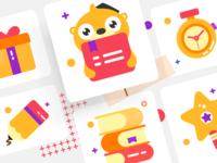 Icon card