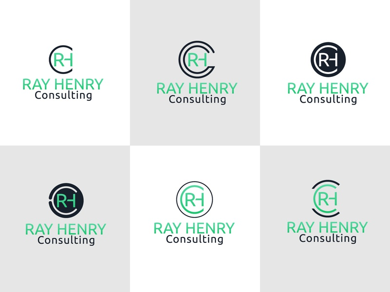 Ray Henry Consulting Logo Design