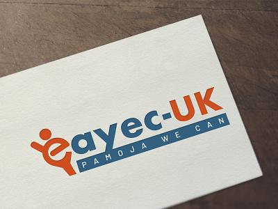 Eayec-UK Pamoja We Can Logo Design iconic logo logo design