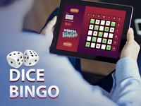 Dice Bingo Game UI/UX