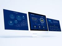 Crytocurrency web UI/UX