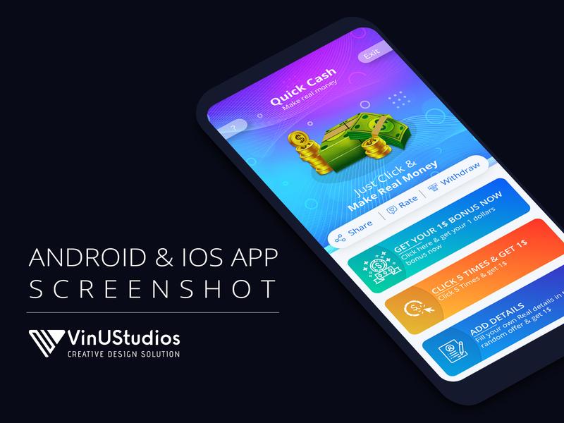 Android & iPhone App Screenshot