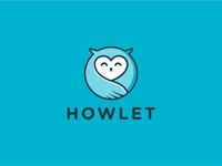 Howlet - OWL LOGO