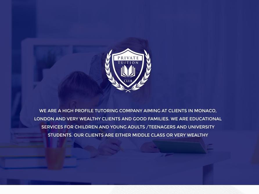 Private Tuition Club private logo school logo badge logo branding logo icon icon logo logo design