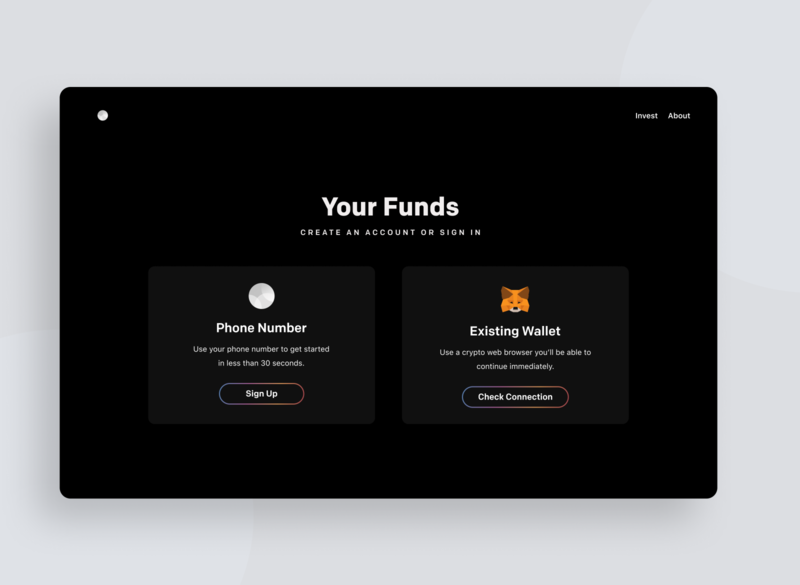 Earn Interest with Crypto 2 cryptowallet digital wallet visual design webapp webdesign bitcoins ui design ux design money interest ethereum digital currency defi decentralized cryptocurrency clean design clean ui blockchain bitcoin