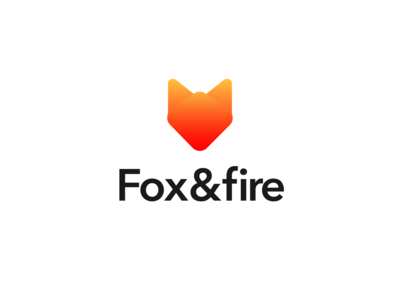 Fox & fire brand design