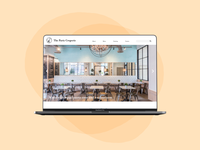 Paris Creperie Website Redesign