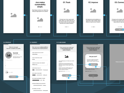 onboarding wireframe product design user flow wireframe onboarding page explore social media mobile ui design uiux ui