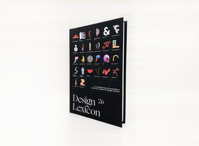Design Lexicon Book