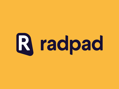 RadPad Rebrand branding radpad