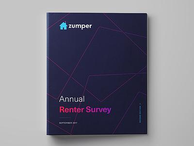 Zumper Annual Renter Survey print zumper