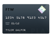 FTW Card.